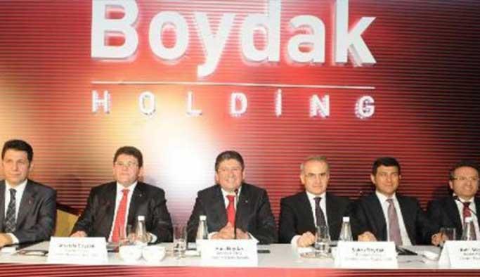 Boydak Holding TMSF'ye devredildi