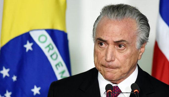 Brezilya'daki senato darbesinde yeni başkan