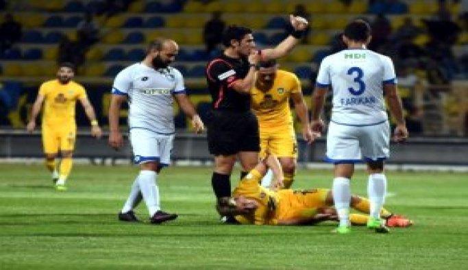 Bucaspor: 0 - Büyükşehir Belediye Erzurumspor: 3