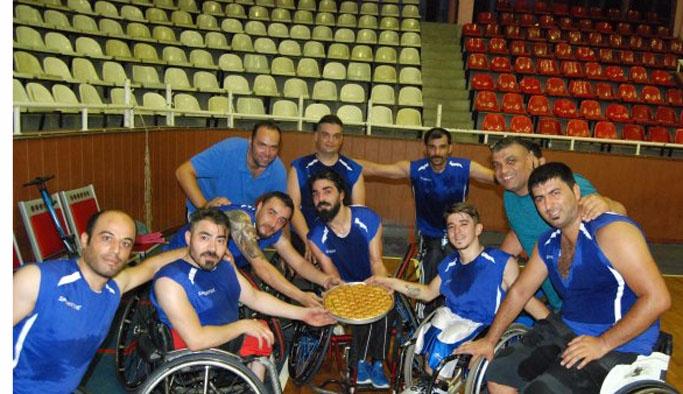 Büyükşehir Gaziantepspor yeni sezona hazır