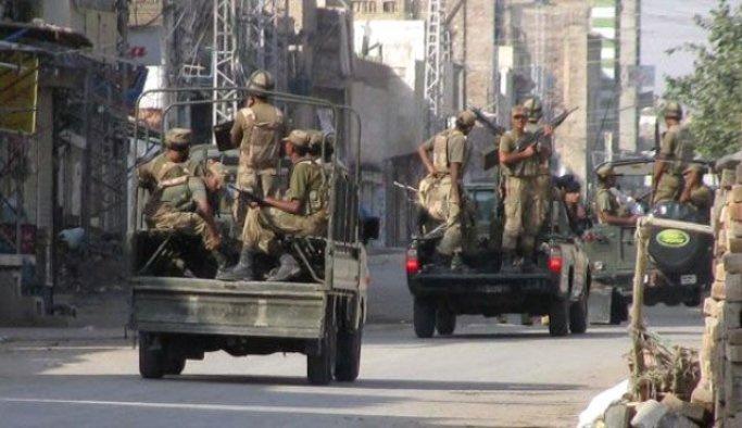 Cammu Keşmir'deki çatışmalar