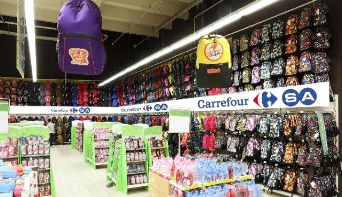 CarrefourSA'nın kırtasiye satışları yüzde 48 arttı