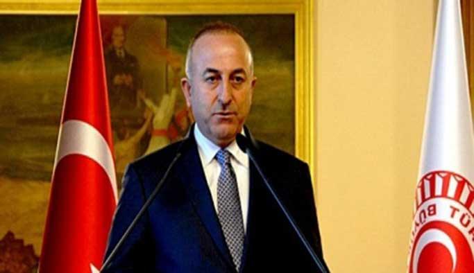 Çavuşoğlu ve  Lamamra Suriye'yi görüştü