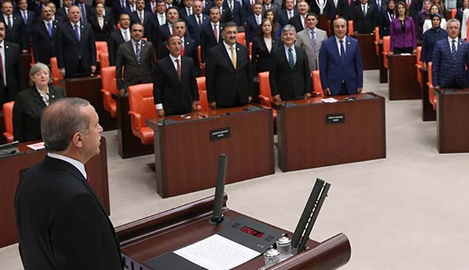 CHP'den Erdoğan'a karşı bir ilk