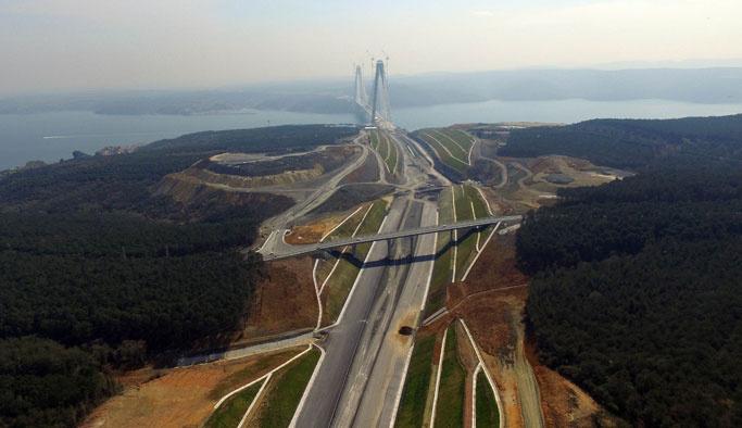 CHP'den Yavuz Sultan Selim Köprüsü için kanun teklifi