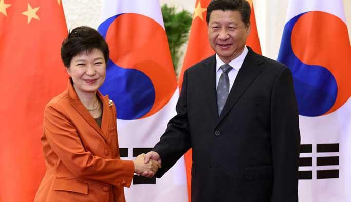 Çin, ABD'nin Güney Kore'deki füzelerinden rahatsız