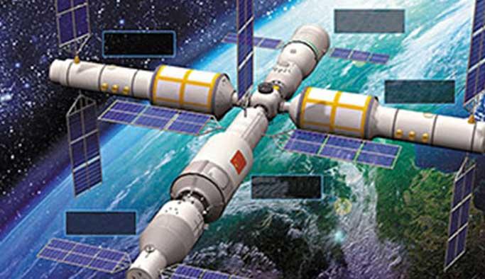 Çin Gök Saray-2 modülünü fırlattı