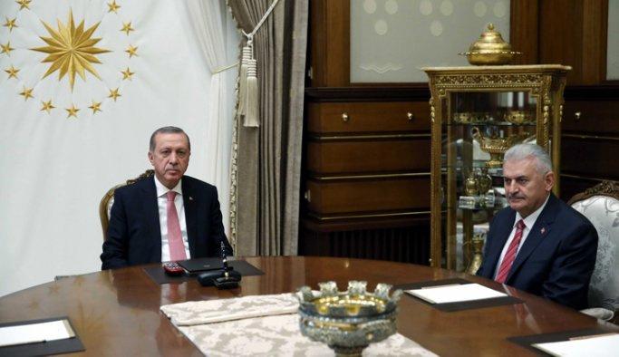 Cumhurbaşkanı Erdoğan güvenlik zirvesini topladı