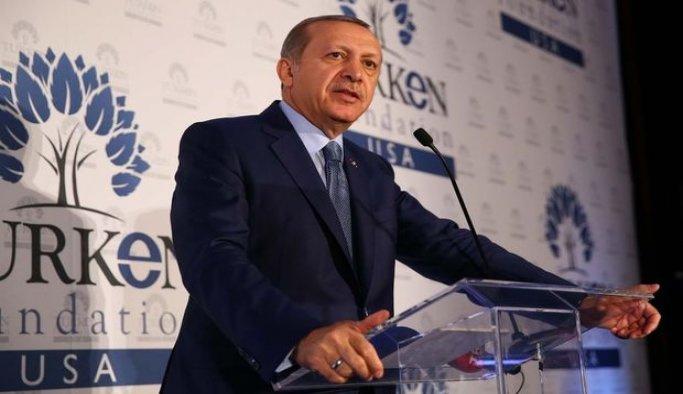 Cumhurbaşkanı Erdoğan, Türk Dil Bayramı dolayısıyla mesaj yayımladı