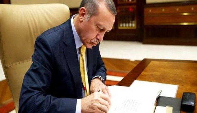 Cumhurbaşkanı'ndan şehit ailesine taziye telgrafı
