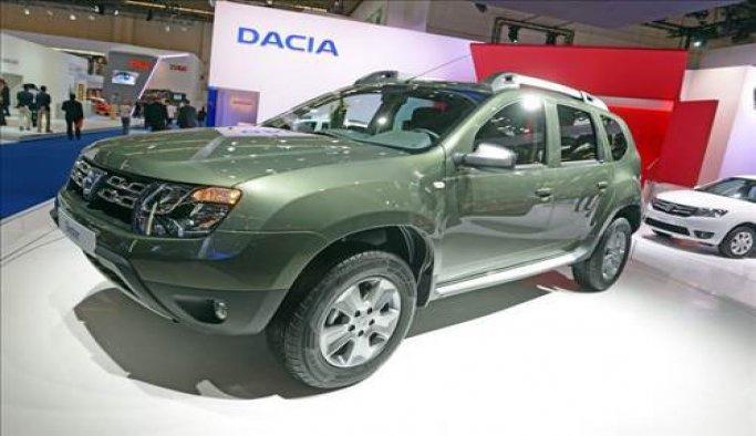 Dacia, Paris'te yenilenen modelini sergileyecek