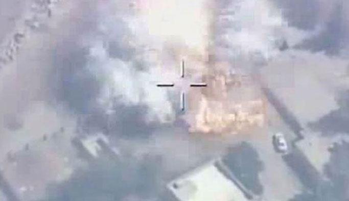 DAEŞ Türk askerine drone ile saldırdı