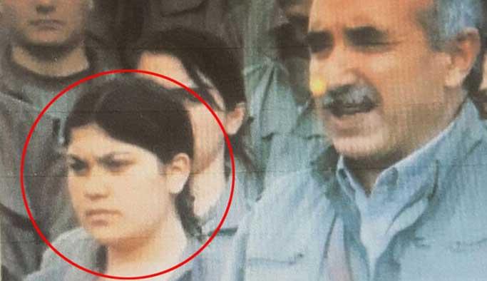 Dağdan saldırı için gelen kadın terörist havalimanında yakalandı