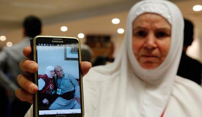 Dayısıyla 63 yıl sonra hacda tanıştı