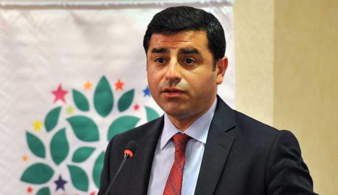 Demirtaş 'örgüt üyeliği'nden ifadeye çağrıldı