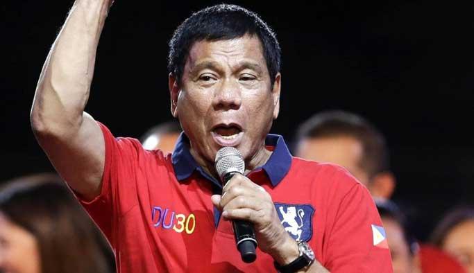 Duterte ABD'ye meydan okudu: Hadi beni devirin