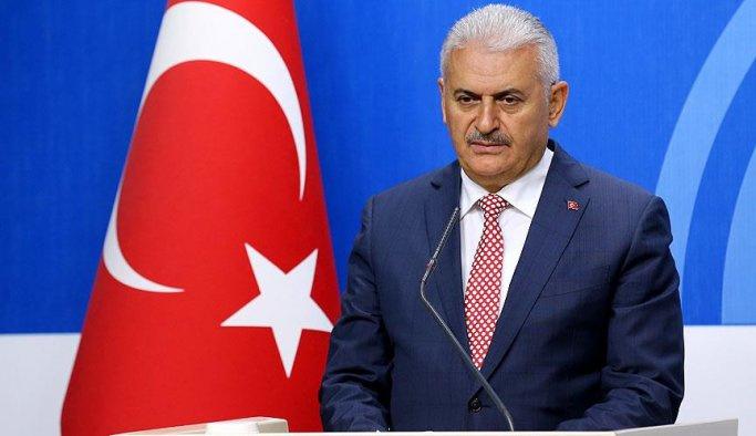 Diyarbakır'da Başbakan Yıldırım heyecanı
