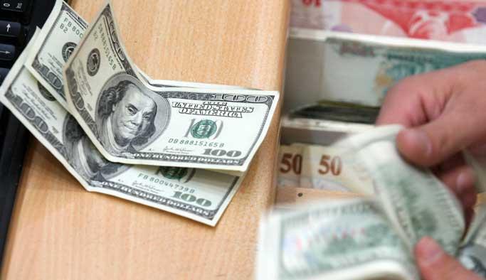 Dolardaki yükseliş durdurulamıyor