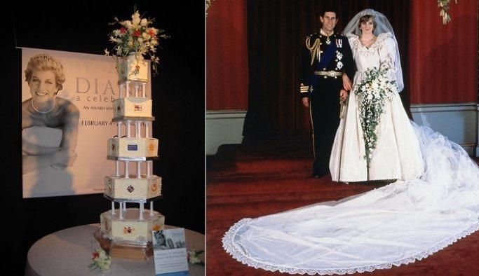 Dünyanın en pahalı düğün pastası