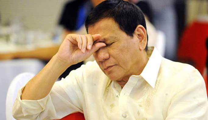 Duterte'den sürpriz karar: ABD ile tatbikatlara son!