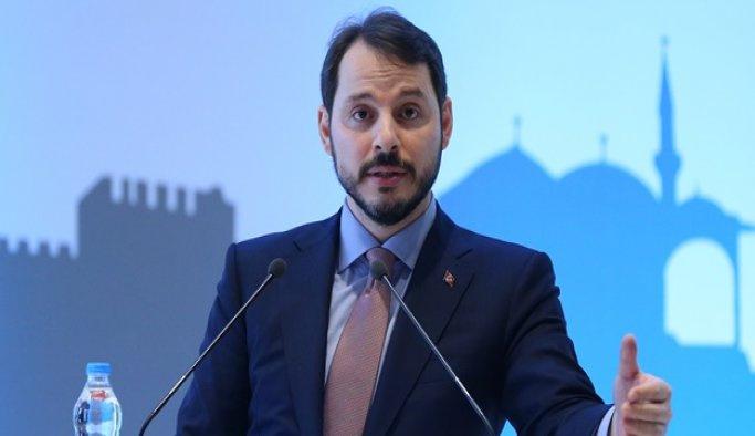 Enerji ve Tabii Kaynaklar Bakanı Albayrak Viyana'da