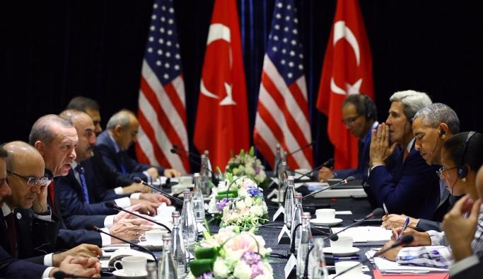 Erdoğan-Obama görüşmesinden ilk açıklamalar