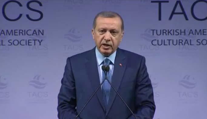 Erdoğan'dan ABD'ye uyarı: İlişkilerimiz zarar görecektir