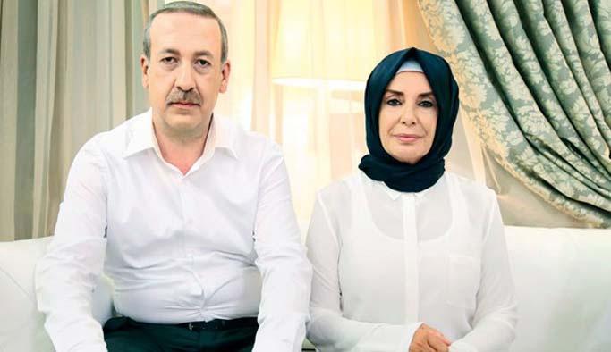 Erdoğan çiftini oynayacak iki sanatçı