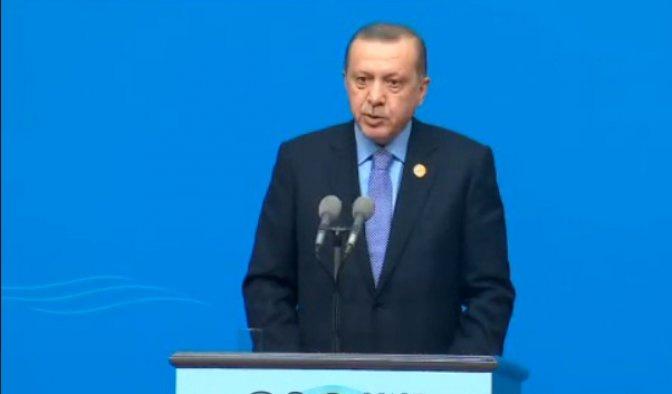 Erdoğan'dan Pakistan'a 15 Temmuz teşekkürü