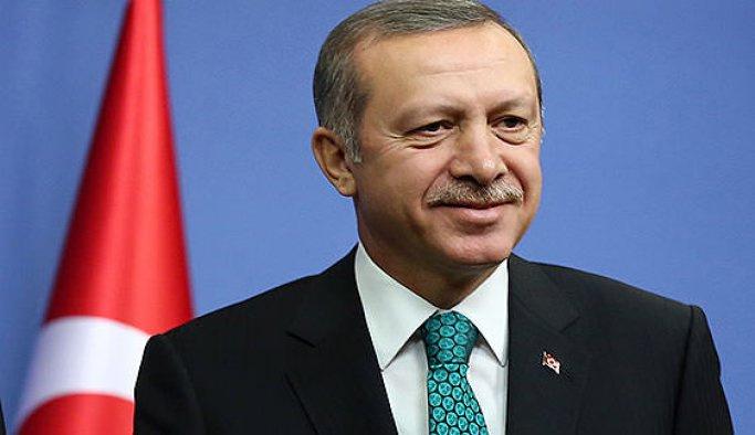 Erdoğan'dan şehit ailelerine taziye telgrafı gönderdi