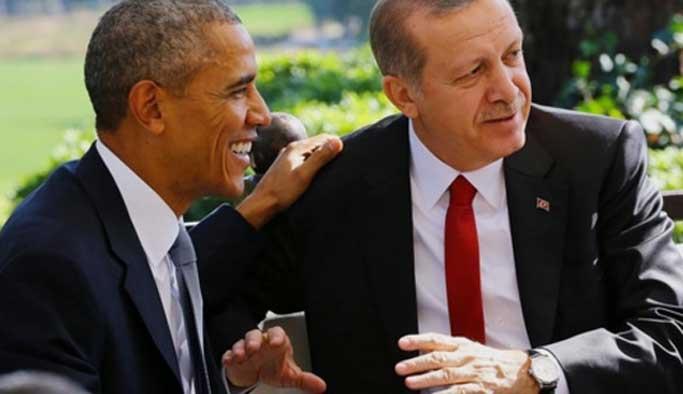 Erdoğan ile Obama arasında PKK görüşmesi