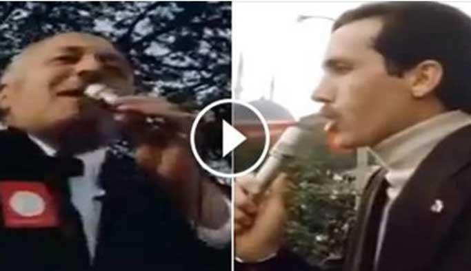 Erdoğan'ın 25 yaşındaki miting konuşması VIDEO