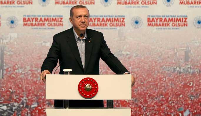 Erdoğan: Onları döktükleri kanda boğacağız