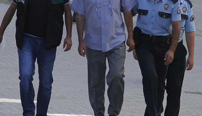 Erzurum'da 10 iş adamı gözaltına alındı
