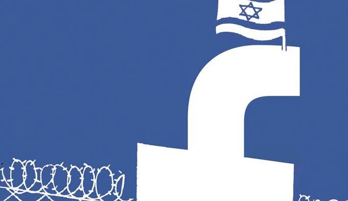 Facebook'ta Filistinli gazetecilere sansür