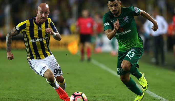 Fenerbahçe üçüncü haftada da büyük hüsran yaşadı
