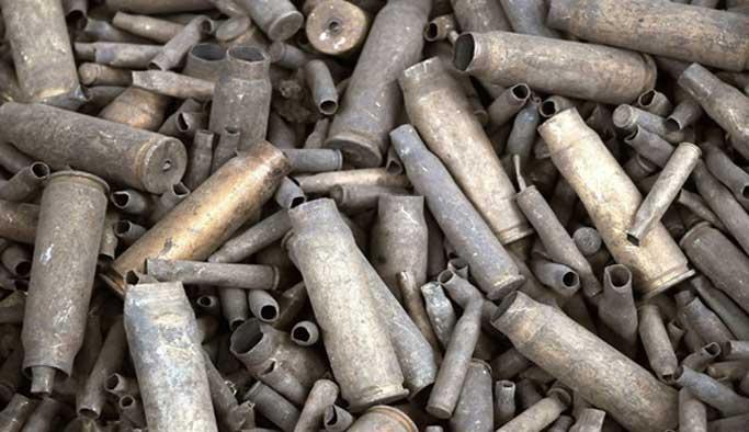 FETÖ'nün kolejinde 500 mermi kovanı bulundu