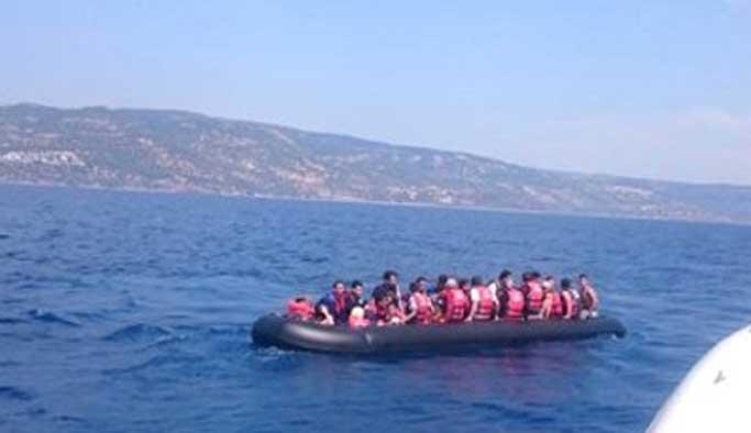 FETÖ şüphelileri mülteci botuyla kaçtı