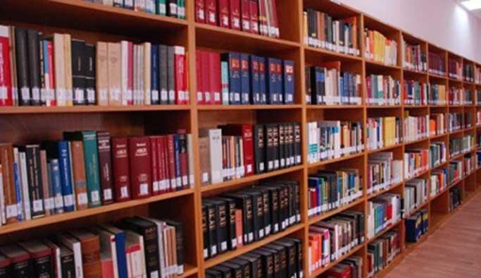FETÖ yayınları kütüphaneden toplandı