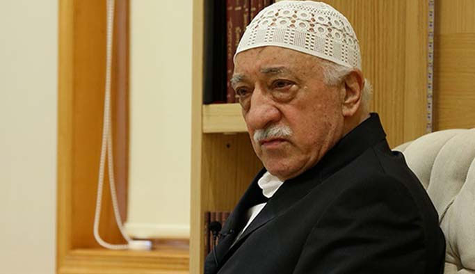 Gülen'in kitapları ormanlıkta bulundu