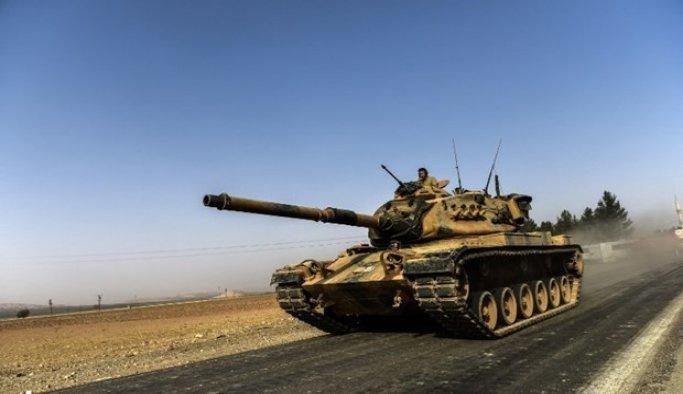Türkiye'den Suriye'ye bir cephe daha açıldı