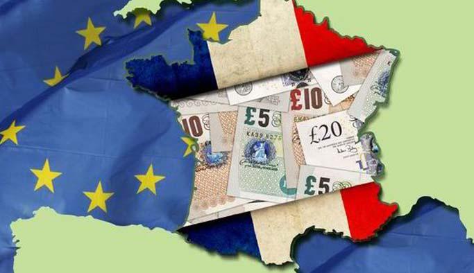 Fransa ekonomisi alarm vermeye başladı