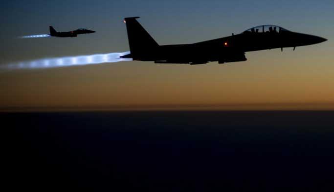 Fransa, Musul'daki DAEŞ hedeflerini bombaladı