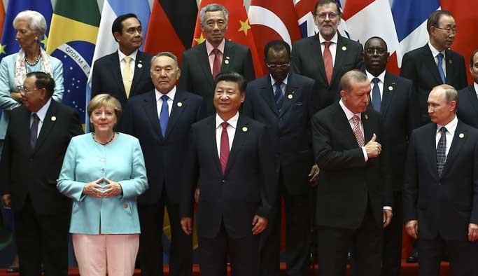 G20 Liderler Zirvesi'nde kapsayıcı kalkınma vurgusu