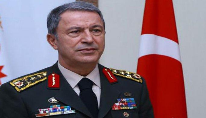 Genelkurmay Başkanı Akar, Kayseri'de