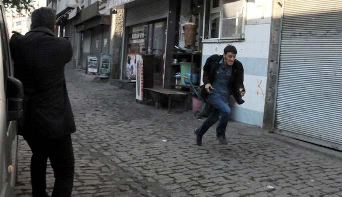 Görgü tanığı: Tahir Elçi'yi PKK'lı terörist öldürdü