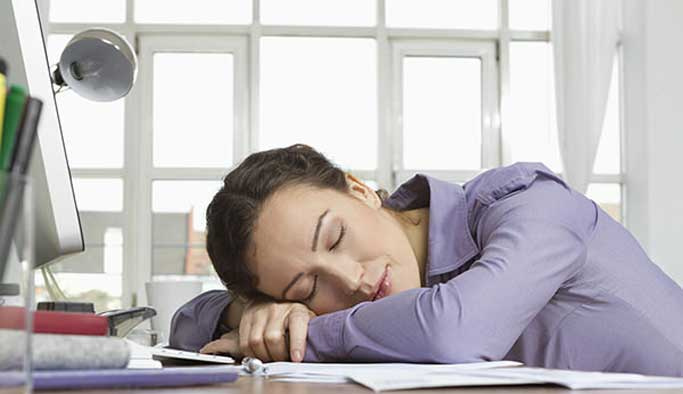Gün içinde uyuyorsanız dikkat