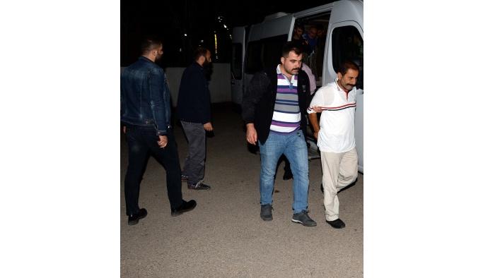Tokat'ta tutuklu sayısı 12'ye yükseldi