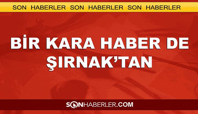 Günün ikinci kara haberi Şırnak'tan: 6 şehit