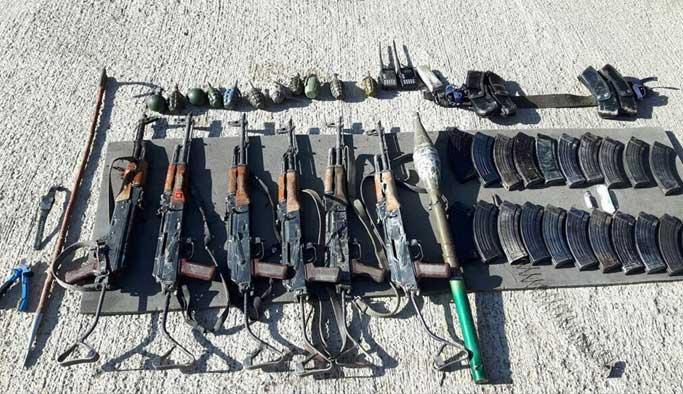 Hakkari'de 12, Şırnak'ta 5 terörist öldürüldü